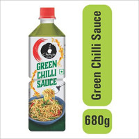 Chings Green Chilli Sauce, 680g