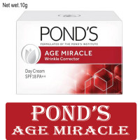 POND'S Age Miracle Wrinkle Corrector Day Cream SPF 18 PA++ 10g