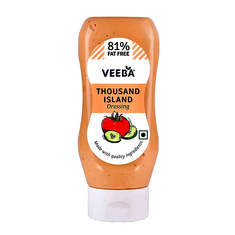 Veeba Thousand Island Dressing, 300g