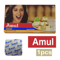 AMUL PROCESSED CHEESE CUBE 1 pcs