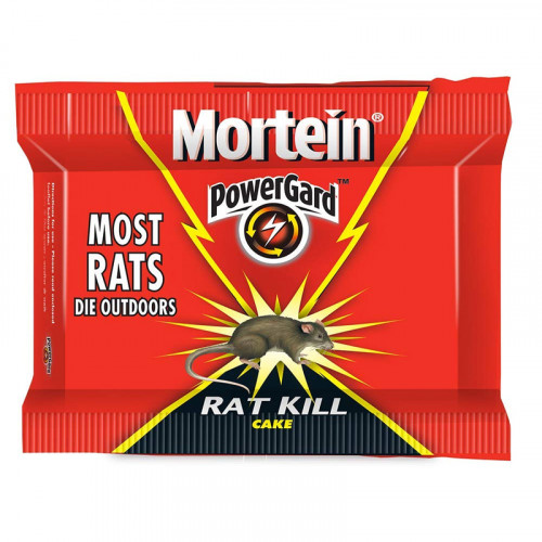 Mortein Rat Kill Cake 25g