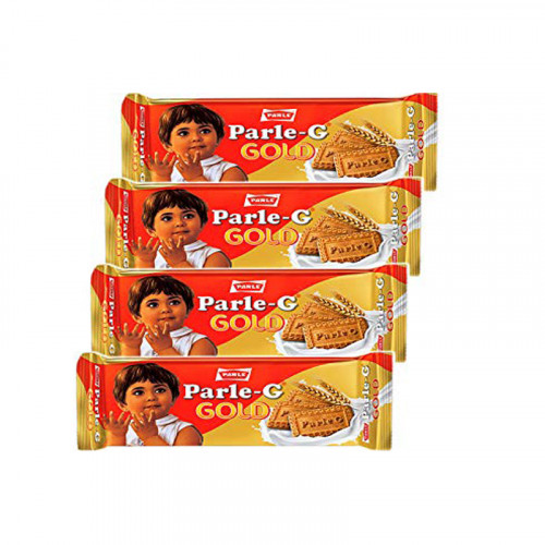 Parle-G Gold Biscuits 100 g - set of 4 pieces