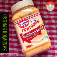 Dr. Oetker Funfoods Sandwich Spread Cheese & Chilli