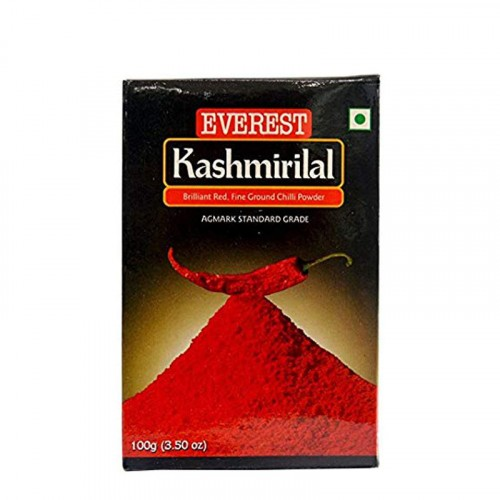 Everest Powder - Kashmirilal Ground Chilly 100g