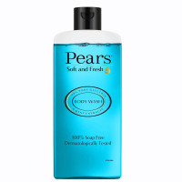 Pears Soft and Fresh Shower Gel 250ml