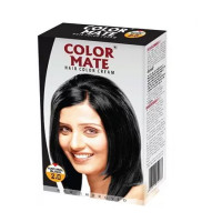 Color Mate Improved Hair Color 65ml(Natural Black 2.0)