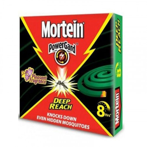 Mortein power booster coil 8hr