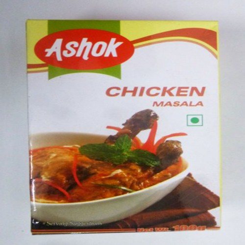 Ashok Chicken Masala 50g
