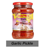 Nilon's Garlic Pickle 400g
