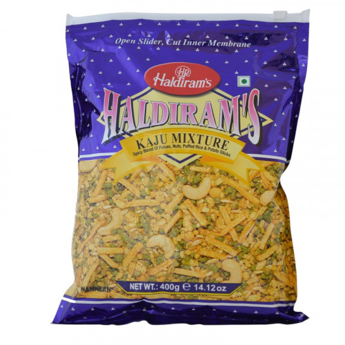 Haldiram Kaju Mixture 400g