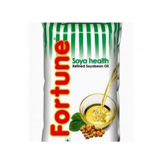 Fortune Refined Oil - Soya Bean 1 lt