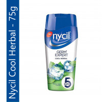 Nycil Germ Expert Cool Herbal Talc 75g